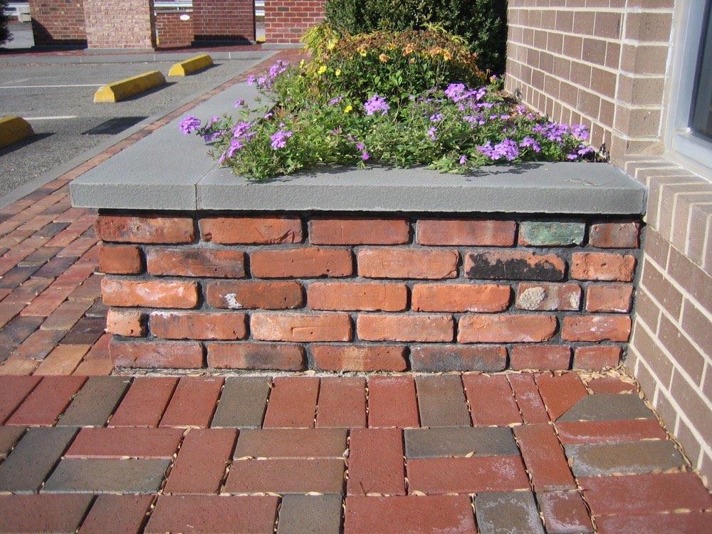 Landscaping Bricks Front Yard Landscaping Walkway Rattan