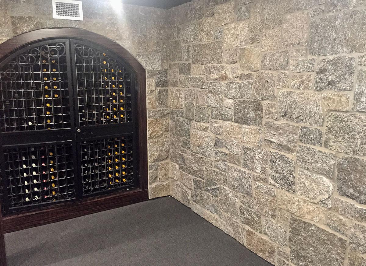 Stone winery