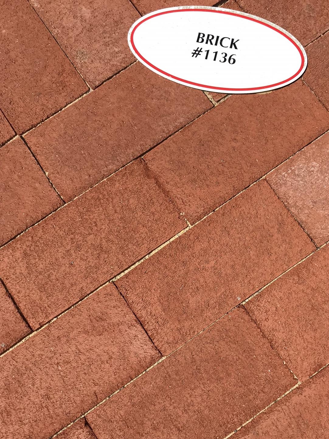 Brick #1136